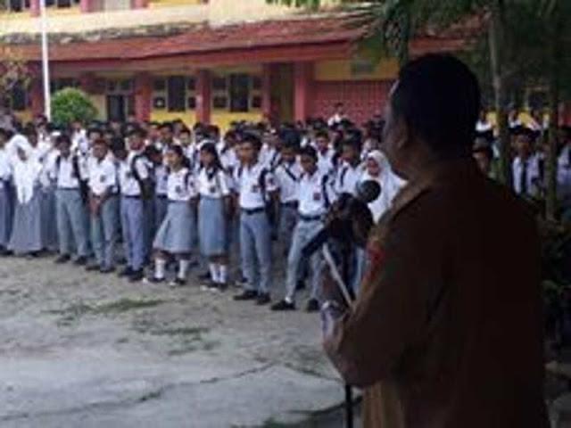 Pemkot Ambon Gelar Sosialisasi Perwujudan Sekolah Peduli dan Berbudaya Lingkungan