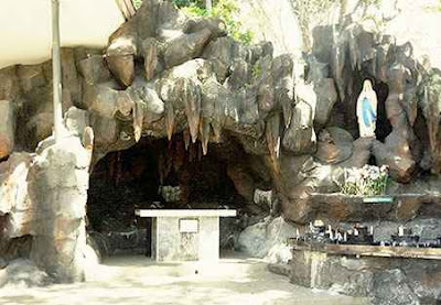 Spot Wisata Gua Maria Kerep