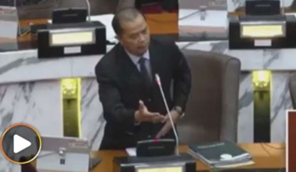 [Video] Persidangan DUN Selangor: DAP Hina 'Tok Lebai'