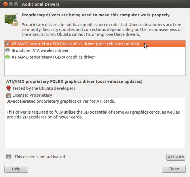 ati graphics driver free download