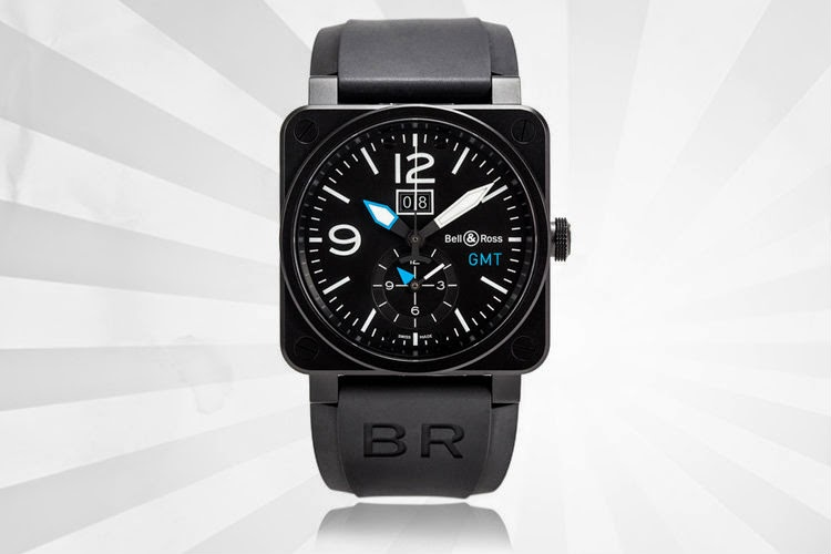 Bell Amp Ross X The Watch Gallery Br 03 Gmt