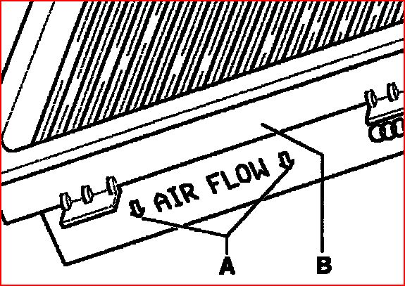 air filter replacement with pictures for 1994,1995,1996
