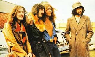 Led Zeppelin top selling rock artistes