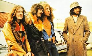 Led Zeppelin top selling rock artistes