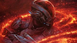 Mass Effect Andromeda PS3 Wallpaper