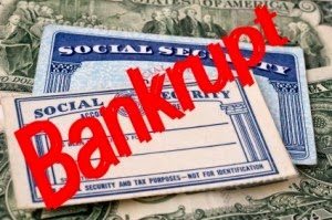 is social security going bankrupt essay Is social security really 'going broke' my understanding is that social security is a pay as you go program and if you divert those funds that we'll have to.
