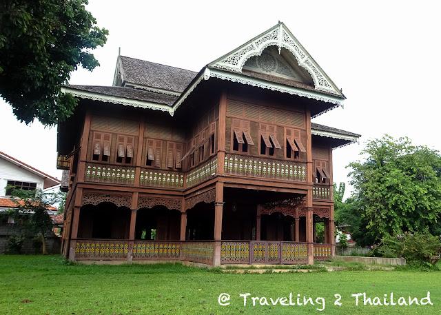 Baan Wichairacha in Phrae, Thailand