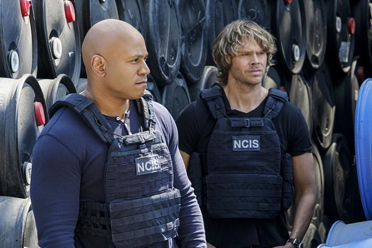 NCIS: Los Angeles - Episode 8.06 - Home Is Where the Heart Is - Promotional Photos & Press Release