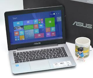 Jual Laptop Asus X455LA-WX401D