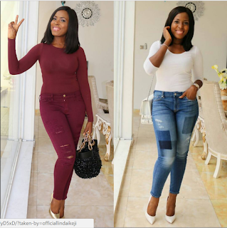 Hurray! Nigerian highest paid blogger, Linda Ikeji turns 36 today!