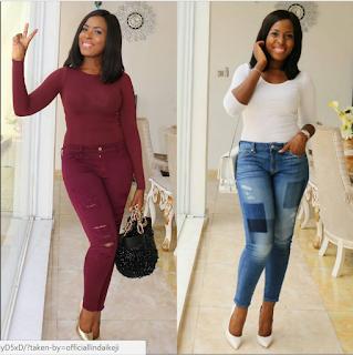 Hurray! Nigerian highest paid blogger, Linda Ikeji turns 36 today!
