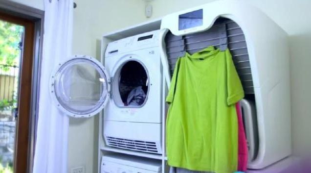 Berharga Rp 9 Jutaan, Mesin Canggih Ini Bisa Menyetrika dan Melipat Pakaian