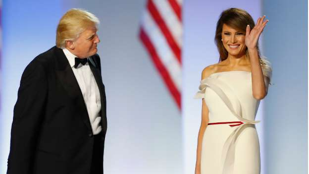 Melania Trump appoints White House social secretary