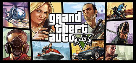 GTA5 GRAND THEFT AUTO 5 VIỆT HÓA