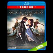 Orgullo, prejuicio y zombis (2016) BRRip 720p Audio Dual Latino-Ingles