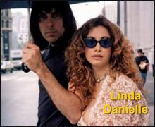 Johnny Ramone y su mujer Linda Danielle