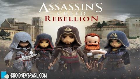 Assassins Creed: Rebellion Apk Mod + OBB v1.7.0 Android