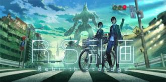 RS Keikaku: Rebirth Storage - Anime 2016 Poster