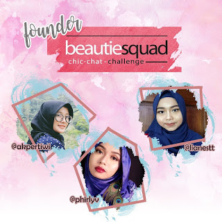 main founder Beautiesquad