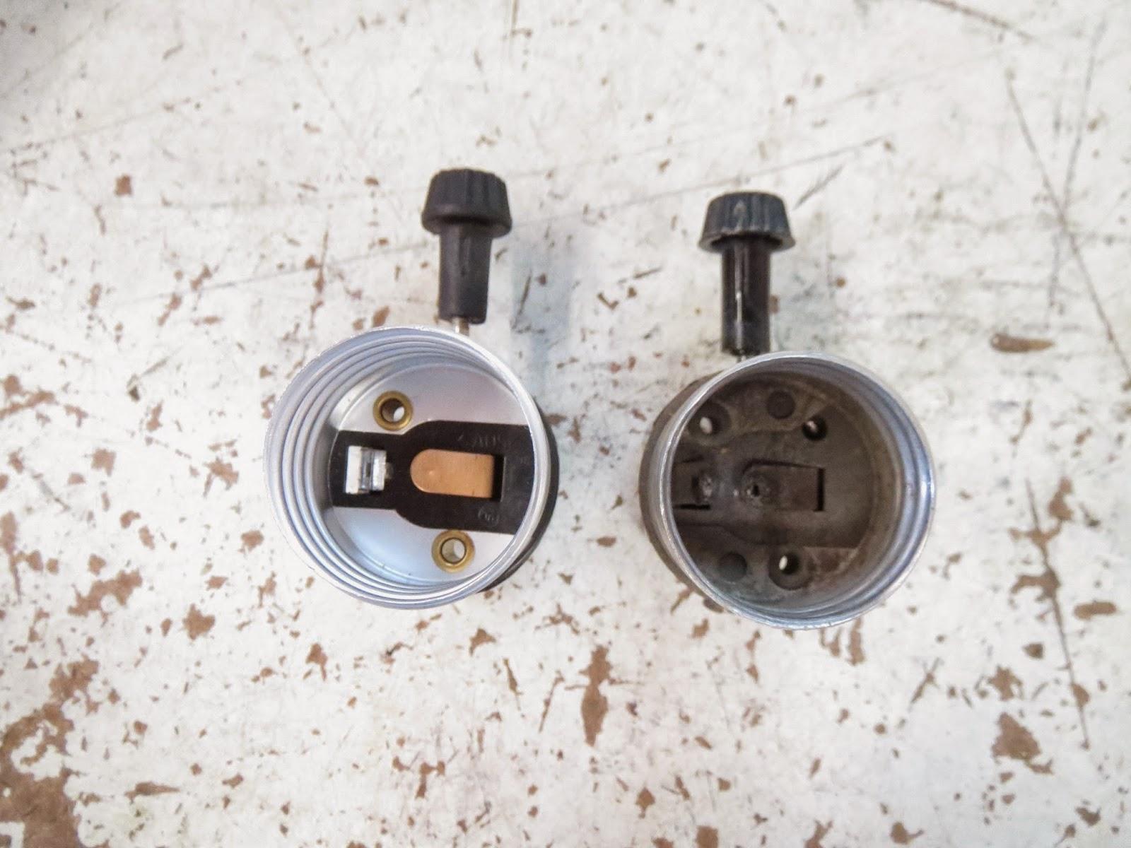 Lamp Parts and Repair | Lamp Doctor: 3 Way Sockets Vs. 3 ...