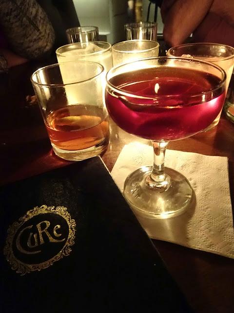 cocktails classiques nouvelle-orleans