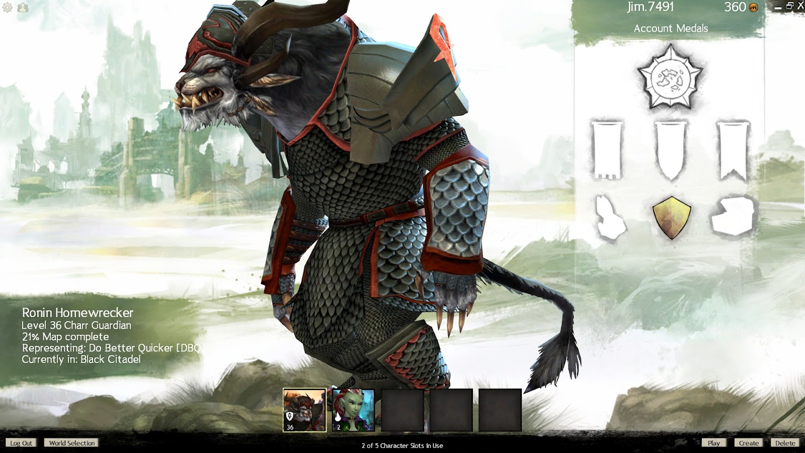 The Gaming Nook: Guild Wars 2: Updated Impressions from a Level 36