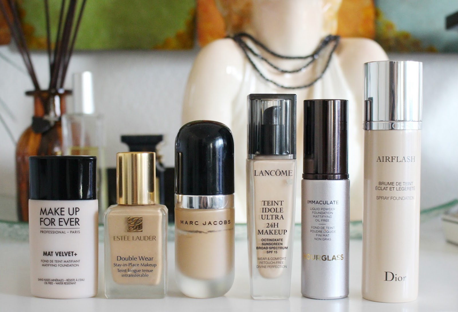 Best Foundation For Oily And Combination Skin Estee Lauder Double Wear Stay In Place Makeup