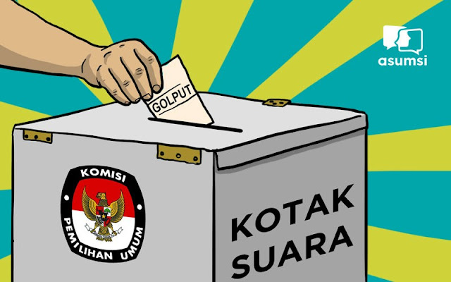 Sebut Ajak Golput Bisa Dipidana & Pakai UU Terorisme, Rezim Jokowi Mirip Orde Baru