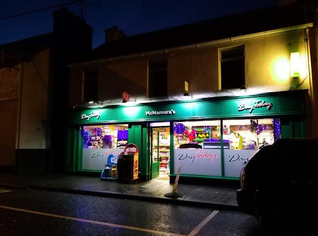 photo of the corner store