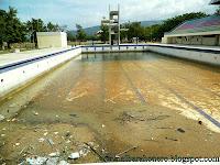 Resultado de imagen de villa olimpica abandonada de barahona