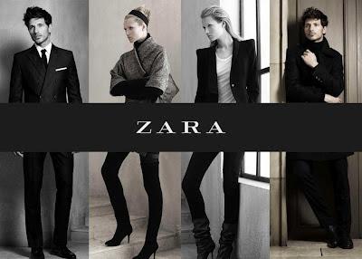 Zara publicity
