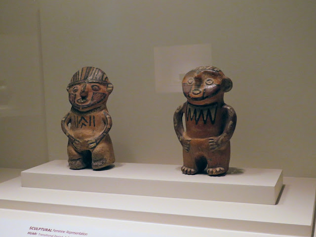 3 days in Cusco: Things to do in Cusco on your own: Statues from the Pre-Columbian Art Museum