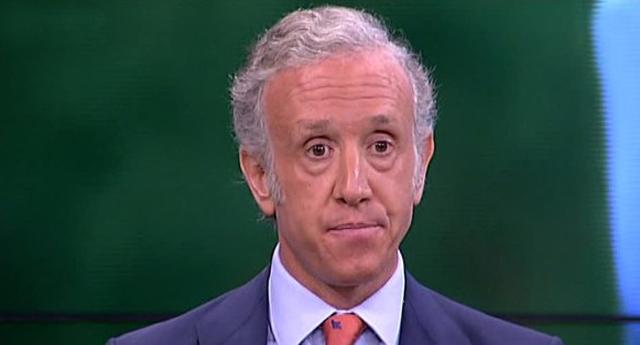 """Eduardo Inda la lía en Twitter al llamar """"antisemita"""" al concejal Guillermo Zapata"""