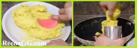 Murukku (Chakali) recipe step 3