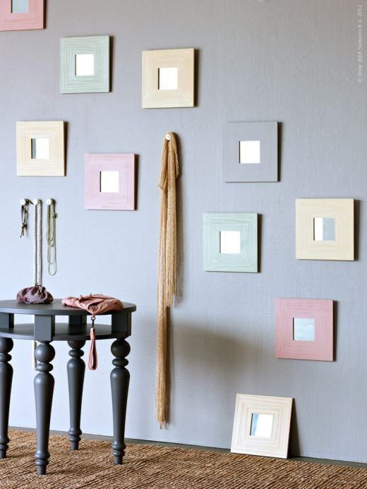 30 Ways to Decorate with Mirrors  The Cottage Market
