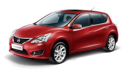2015 Nissan Tiida 1.8 SL Review