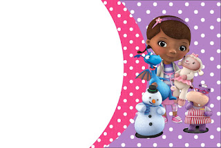 Doc Mcstuffins Invitation Template Costumepartyrun