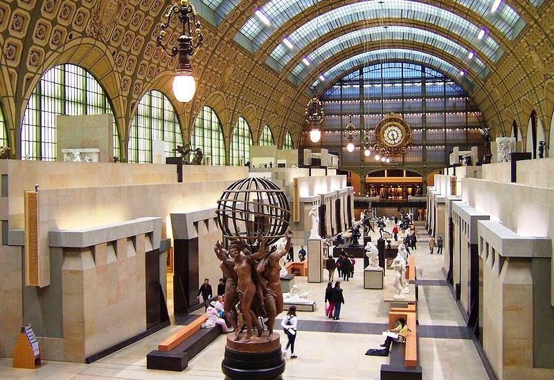 Museu de Orsay em Paris