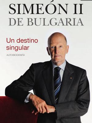 Autobiografía de Simeón II de Bulgaria