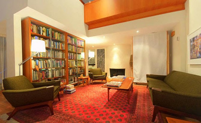 Luxury Twilight New Moon Movie House Design Interior Exterior Decor