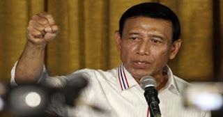Wiranto : Saatnya Saya Bertindak Tegas Tanpa Pandang Bulu