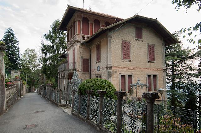 Brunate Como Italia Lombardia viaje