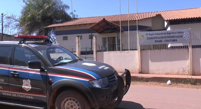 HOMEM DE 42 ANOS DE IDADE FOI PRESO PELA POLÍCIA CIVIL ACUSADO DE ABUSAR DE TRÊS CRIANÇAS. PAULO ALMEIDA NEGA AS ACUSAÇÕES E DISSE QUE ESTÁ SENDO VÍTIMA DE ARMAÇÃO.