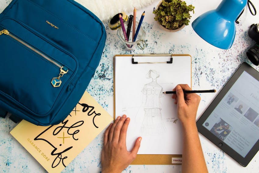8 Things To Do To Learn Fashion Designing At Home And Make It Big Cosa Mi Metto