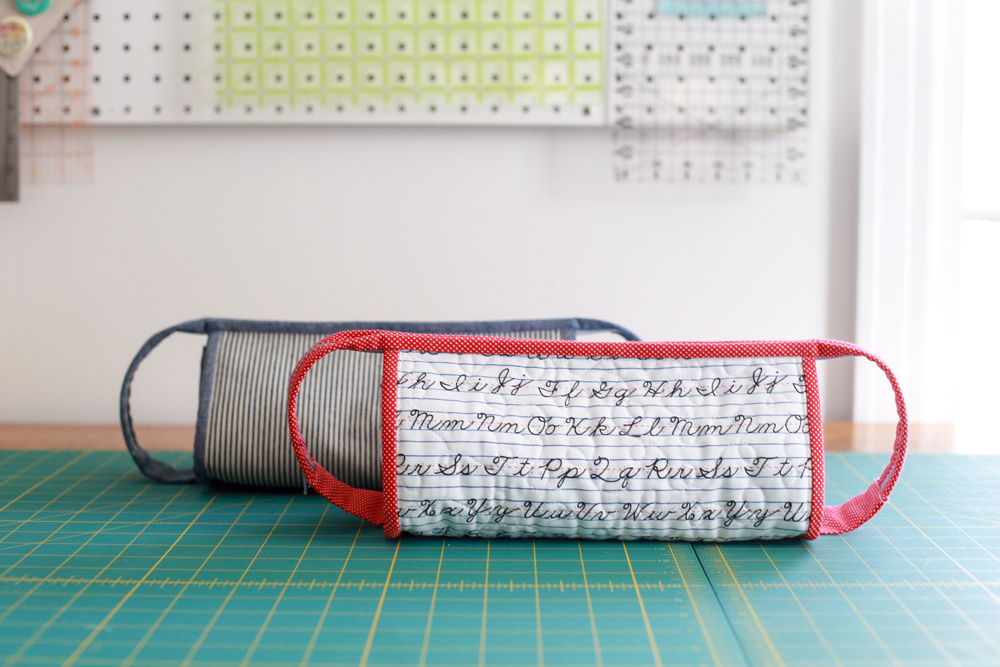 Handmade Gifts: Sew Together Bags