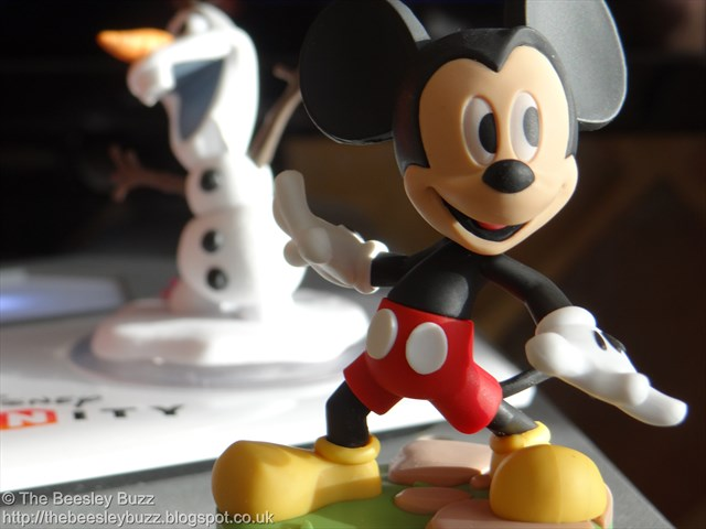 the beesley buzz: disney infinity 3.0 on nintendo wii u - our