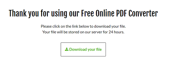 Download Your File