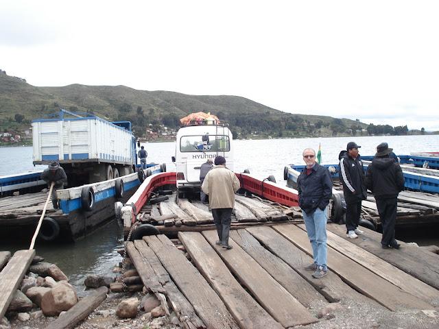 bolivya titicaca gölü