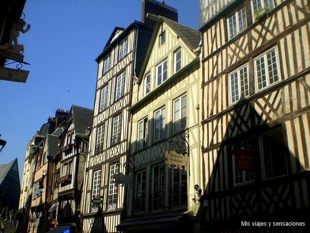 Rouen, Alta normandia (Francia)
