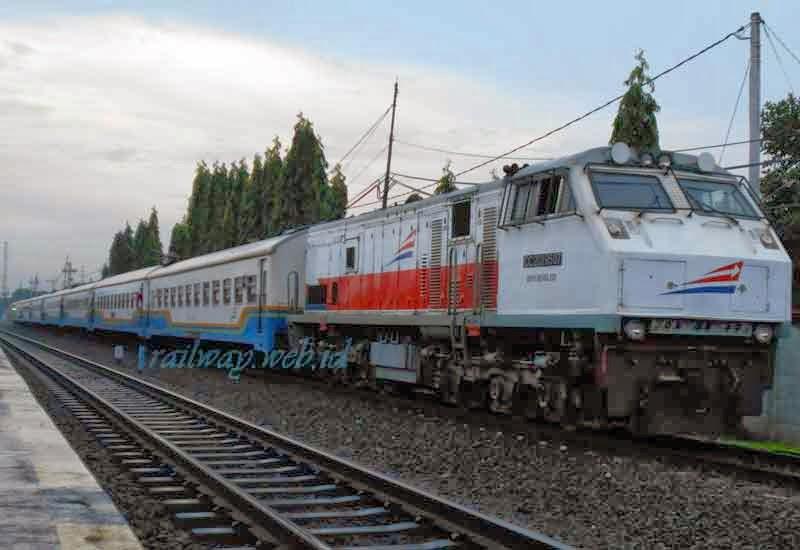 Jadwal Dan Harga Tiket Kereta Api Bandung Yogyakarta